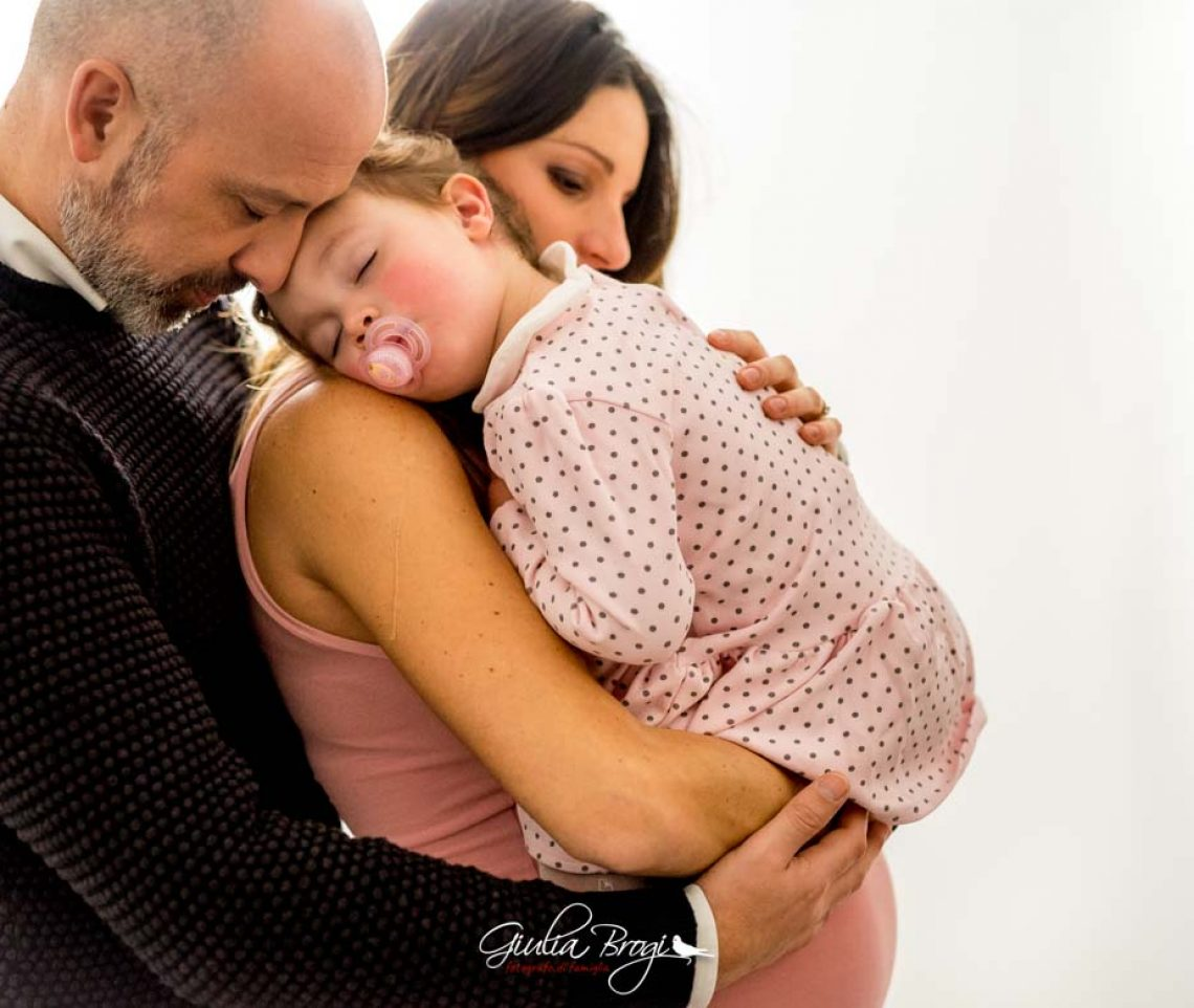 Maternity Photo Session: Carlotta, Luca e Ada