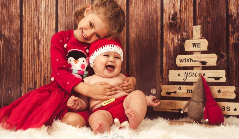 Christmas Photo Session: Mia e Ida