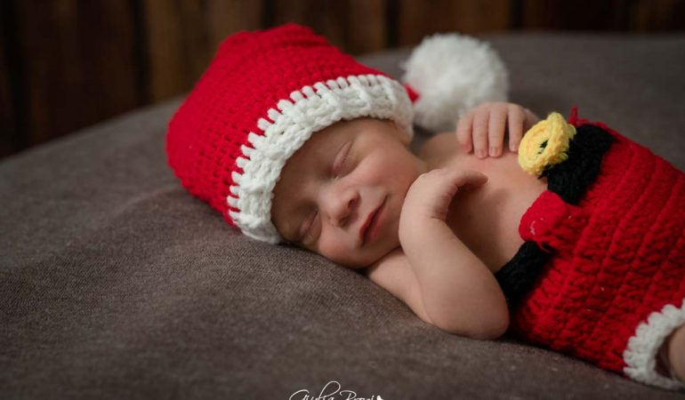 Newborn Session: Mirko