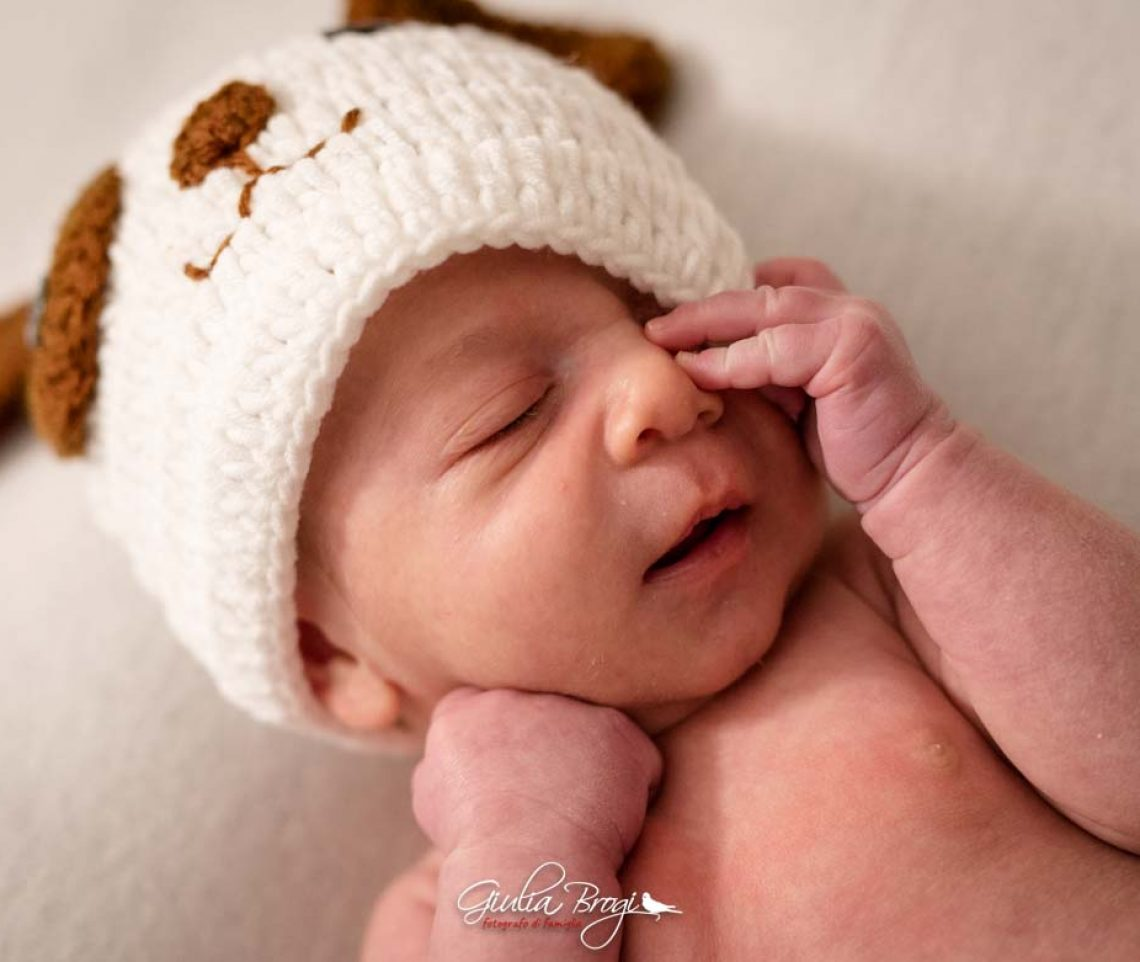 Newborn Session: Cesare