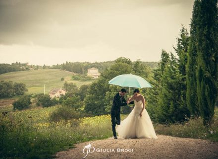 Weddings… And what if it rains?…
