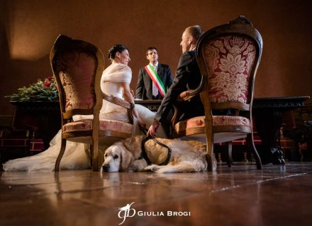 Giulia + Federico: Siena Christmas Wedding