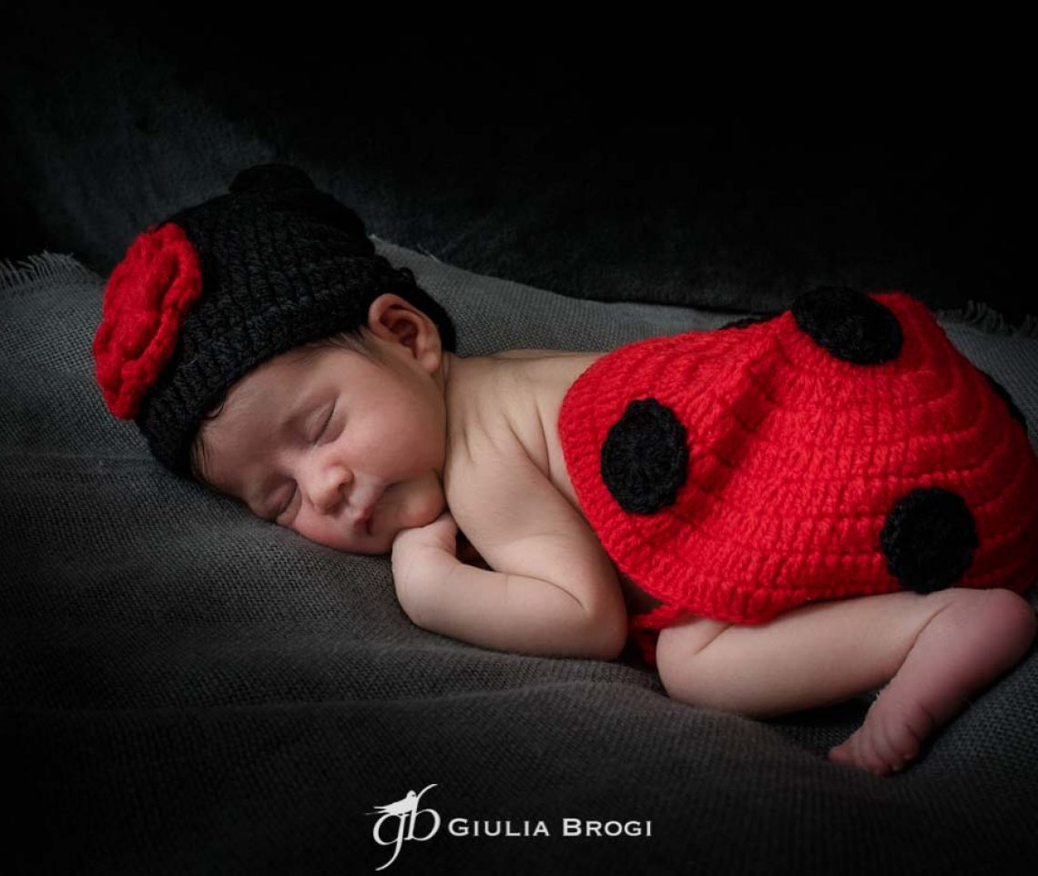 Newborn Photo Session : Giorgia