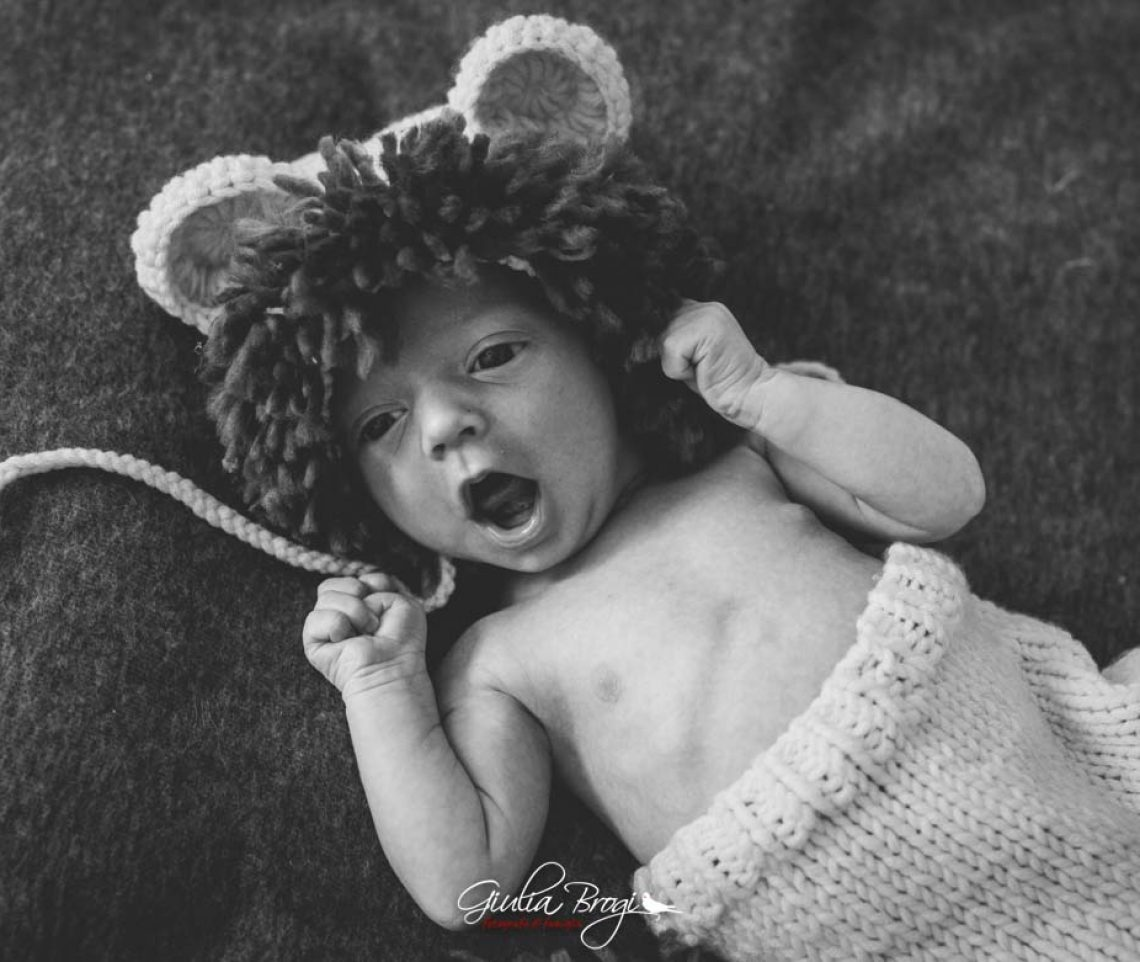 Newborn Photo Session: Gabriele